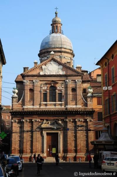 Chiesa del Voto Modena - 4