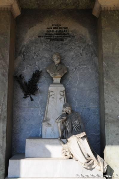 Cimitero San Cataldo Modena - 16