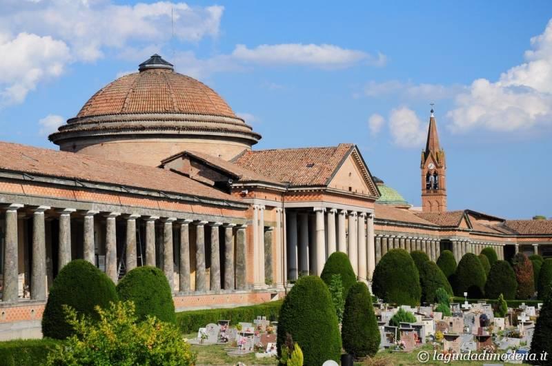 Cimitero San Cataldo Modena - 19