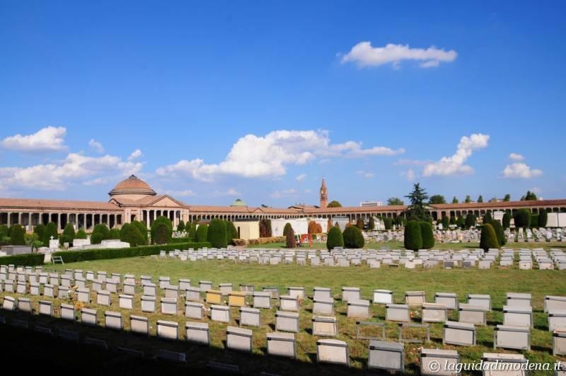 Cimitero San Cataldo Modena - 21