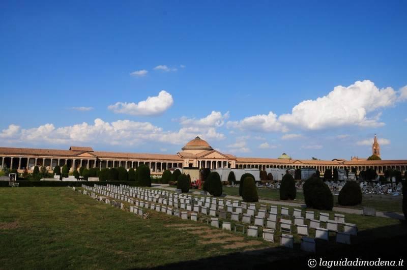 Cimitero San Cataldo Modena - 22
