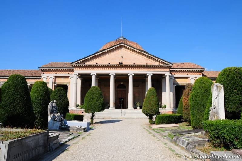Cimitero San Cataldo Modena - 2