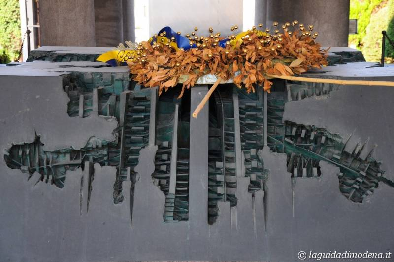 Cimitero San Cataldo Modena - 4