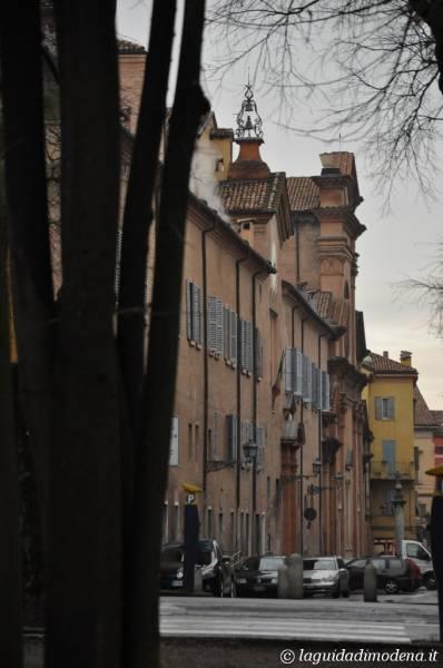Convento di San Pietro Modena - 1
