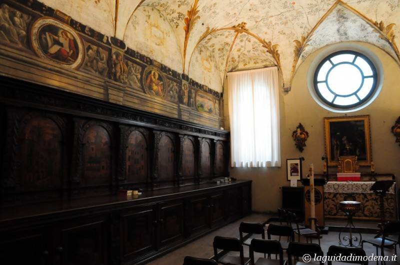 Convento di San Pietro Modena - 4