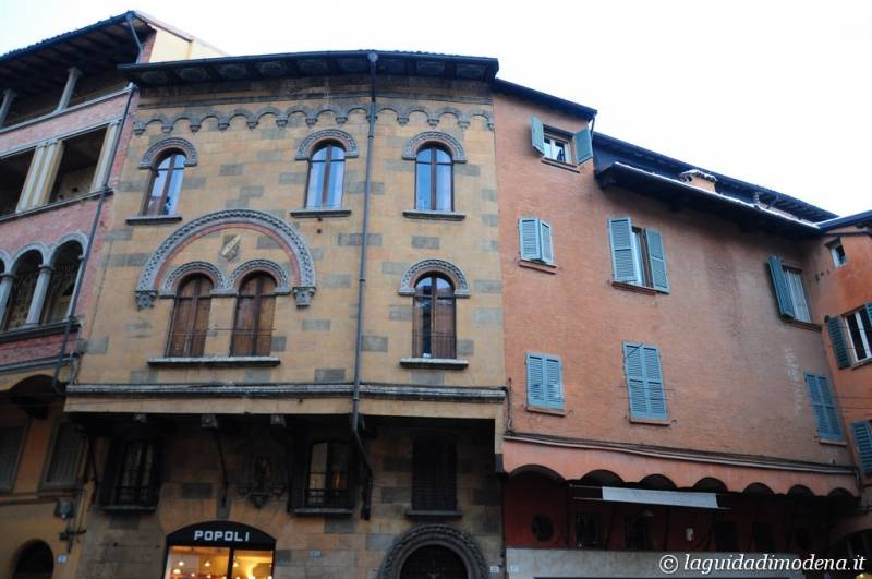 Corso Canal Chiaro Modena - 11
