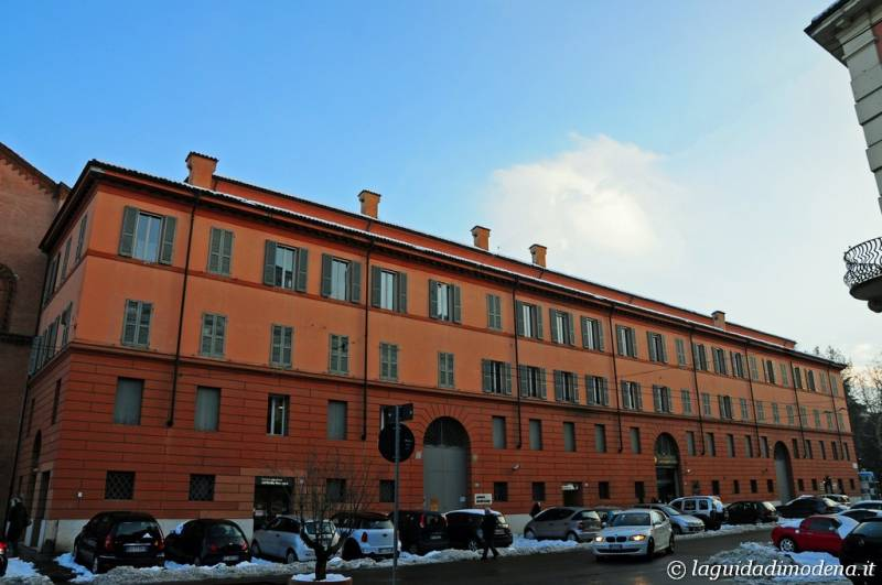 Corso Canal Chiaro Modena - 2