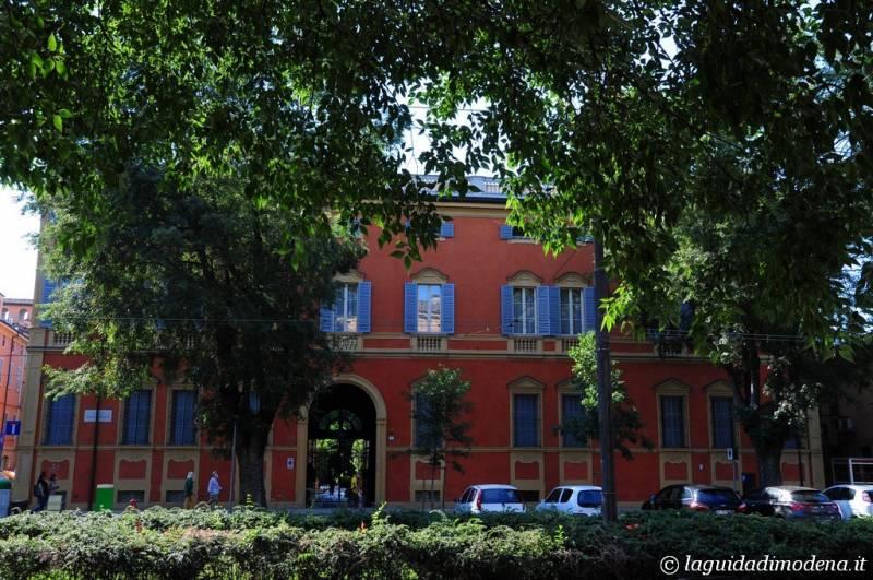 Corso Vittorio Emanuele II Modena - 1