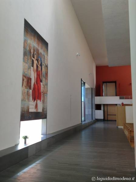 Cristo Redentore Modena - 4