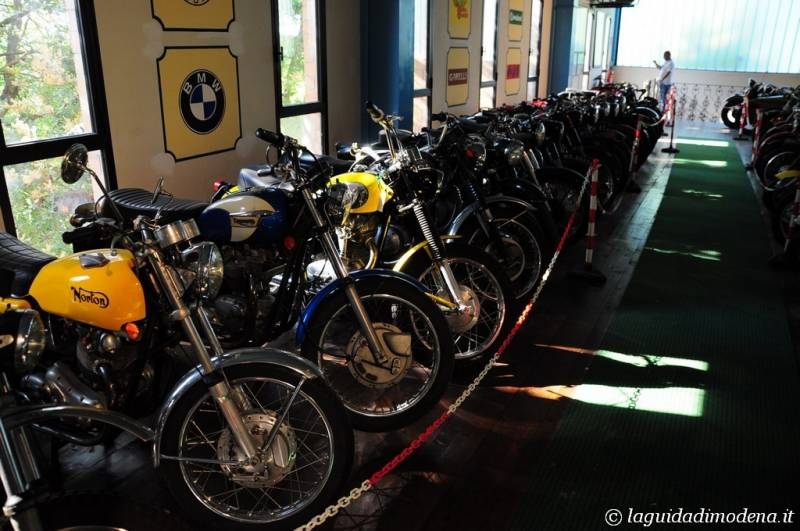 Museo d'Auto e Moto d'Epoca Panini Modena - 2