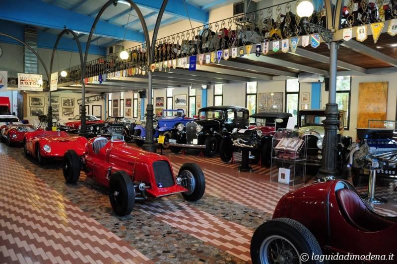 Museo d'Auto e Moto d'Epoca Panini Modena - 8