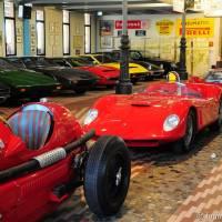 Museo d'Auto e Moto d'Epoca Panini Modena - 9