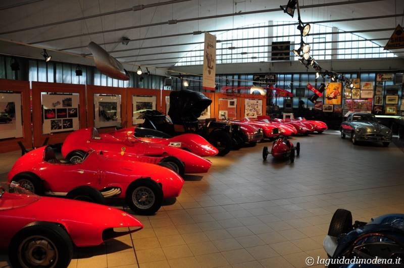 Museo dell'Auto Storica Stanguellini Modena - 1