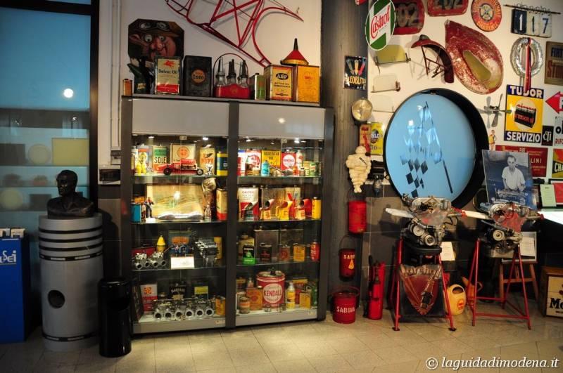 Museo dell'Auto Storica Stanguellini Modena - 3