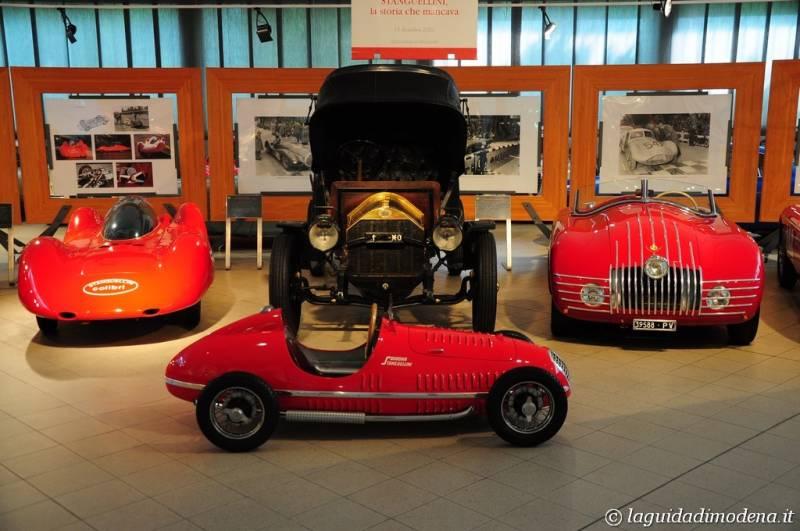 Museo dell'Auto Storica Stanguellini Modena - 4