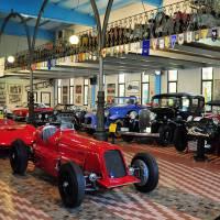 Museo d'Auto e Moto d'Epoca Panini