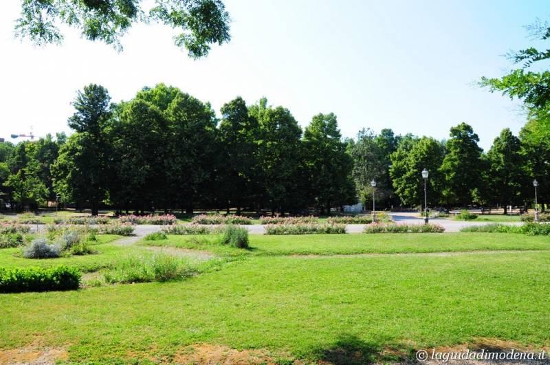 Palazzina Giardini e Orto Botanico Modena - 10