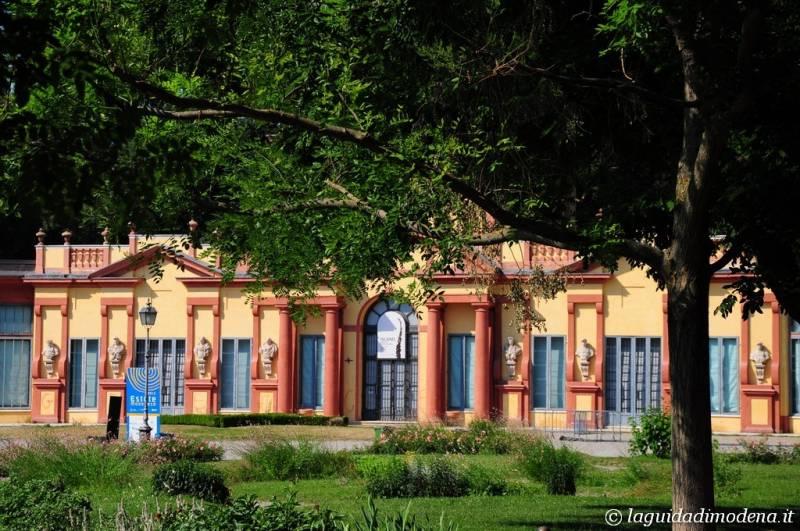Palazzina Giardini e Orto Botanico Modena - 11