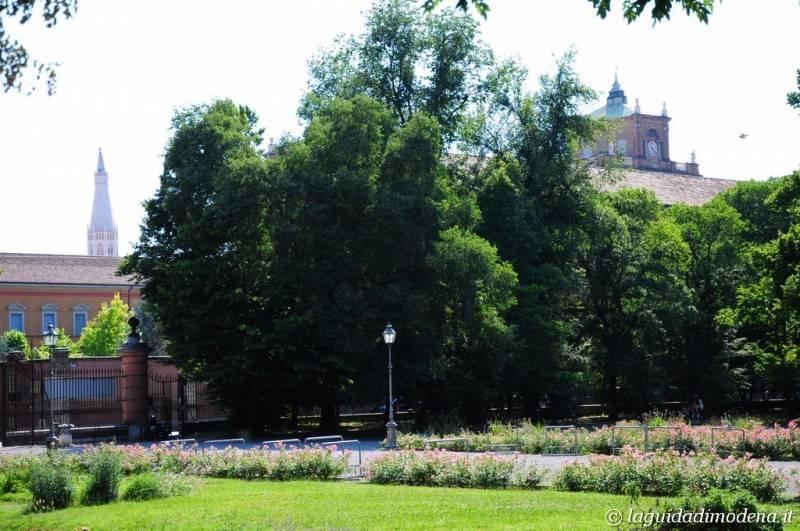 Palazzina Giardini e Orto Botanico Modena - 13