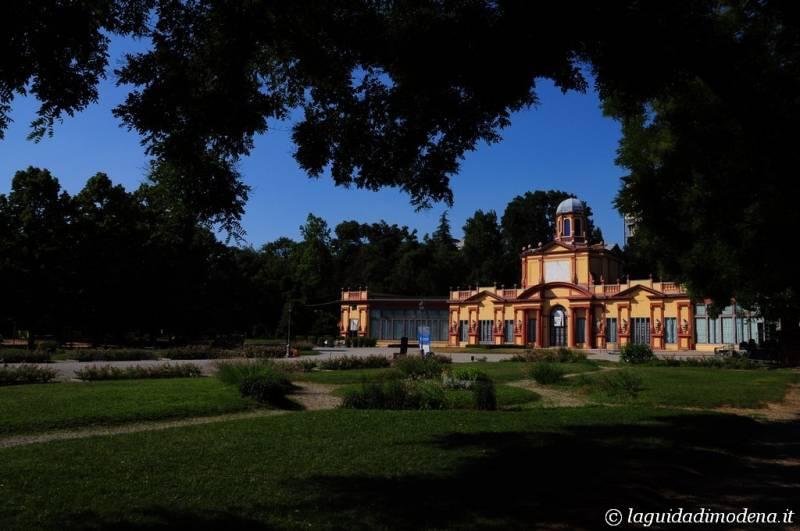 Palazzina Giardini e Orto Botanico Modena - 14