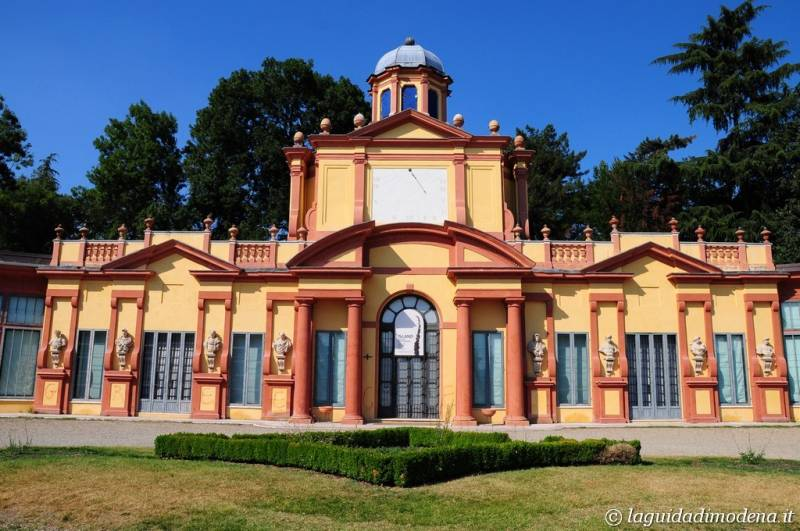 Palazzina Giardini e Orto Botanico Modena - 16
