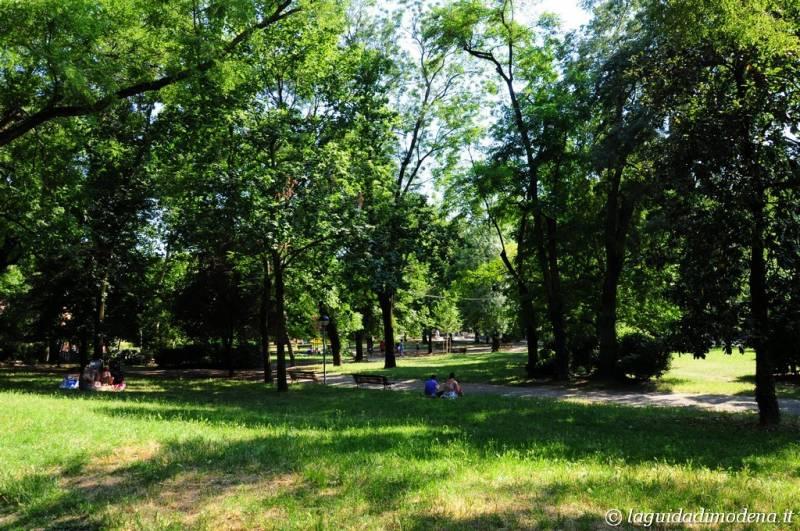 Palazzina Giardini e Orto Botanico Modena - 19