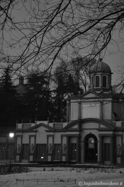 Palazzina Giardini e Orto Botanico Modena - 22