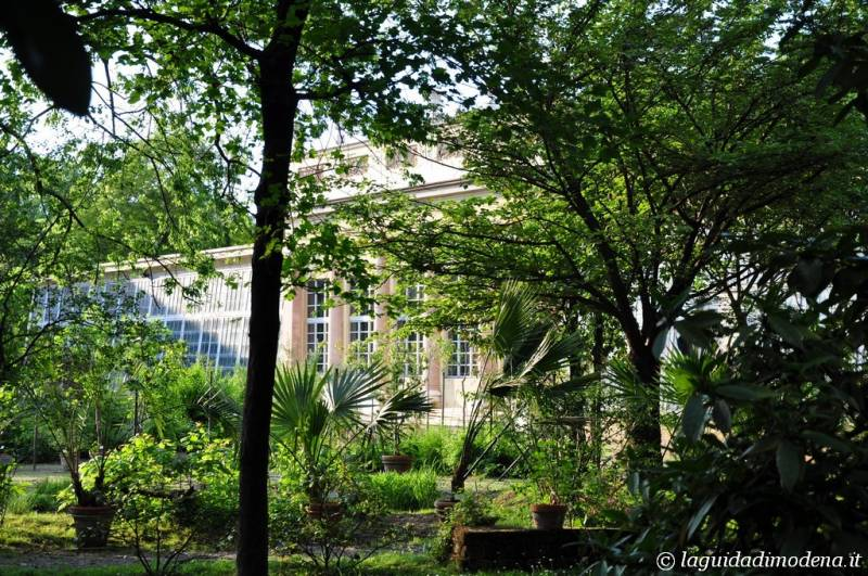 Palazzina Giardini e Orto Botanico Modena - 29