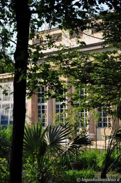 Palazzina Giardini e Orto Botanico Modena - 30