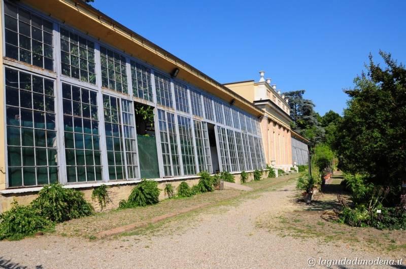 Palazzina Giardini e Orto Botanico Modena - 7
