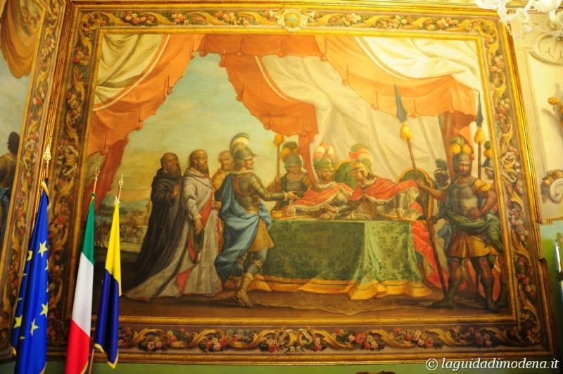 Palazzo Comunale Modena - 44