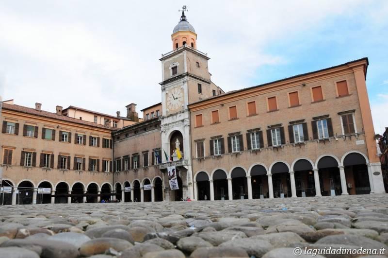 Palazzo Comunale Modena - 4