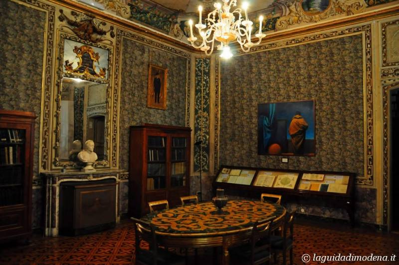 Palazzo d'Aragona Coccapani Modena - 18