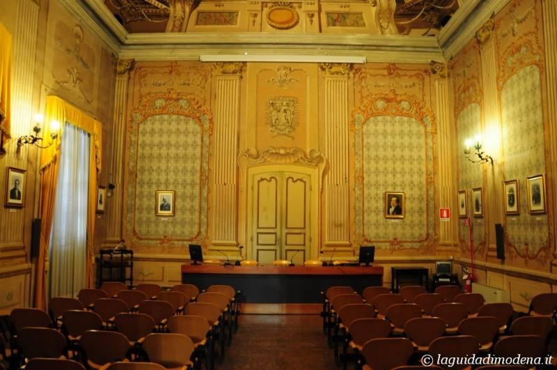 Palazzo d'Aragona Coccapani Modena - 8