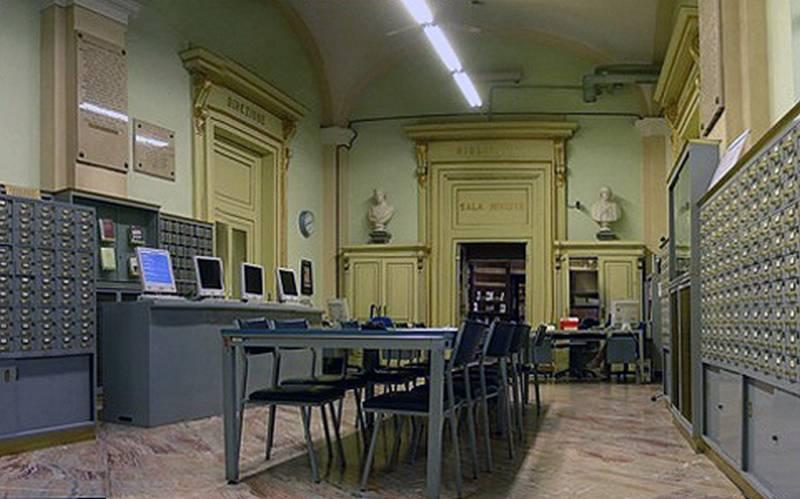 Palazzo dei Musei (Musei) Modena - 1