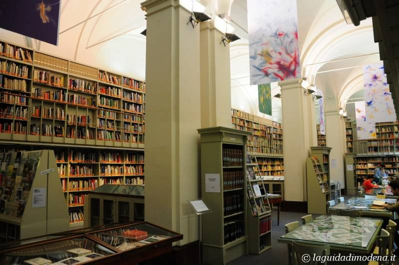 Palazzo dei Musei (Musei) Modena - 29