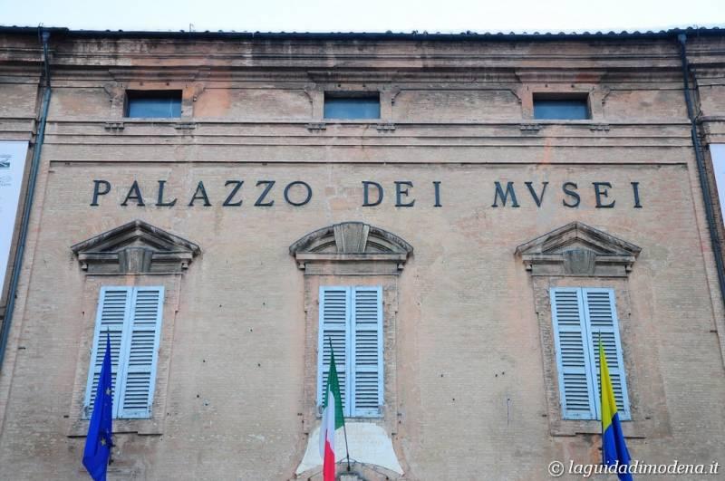 Palazzo dei Musei (Palazzo) Modena - 3