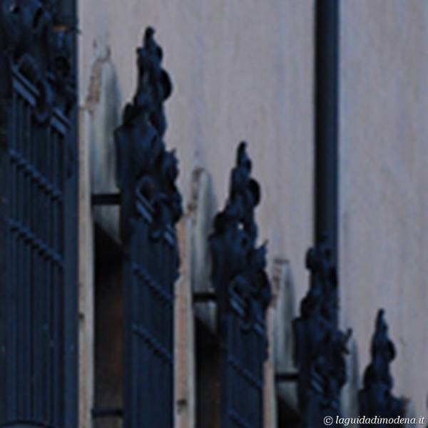 Palazzo Sant'Agostino Modena - 2