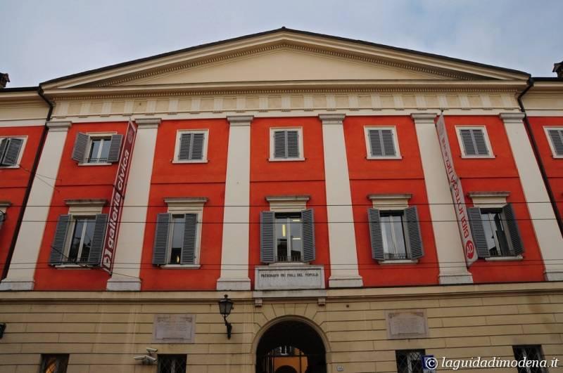 Palazzo Santa Margherita Modena - 8
