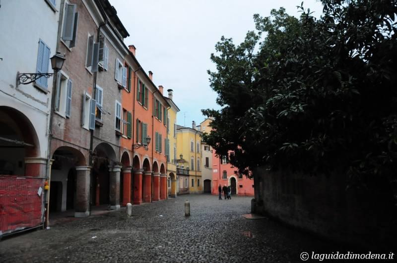 Piazza della Pomposa Modena - 1