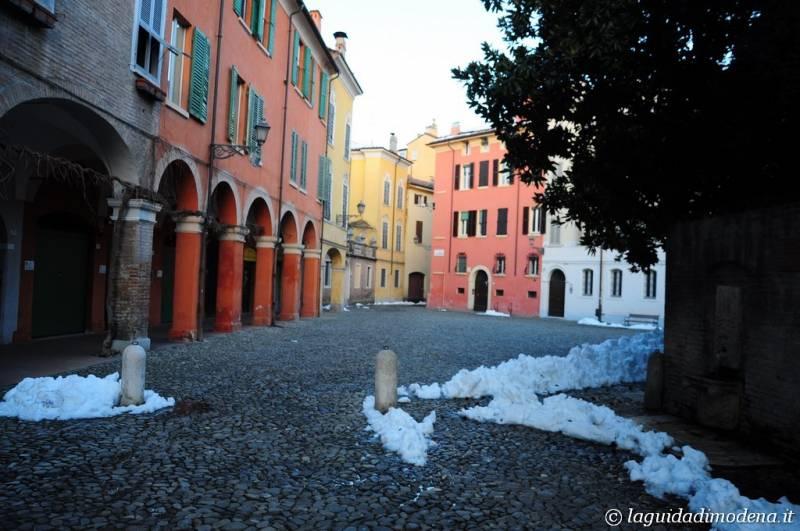 Piazza della Pomposa Modena - 3