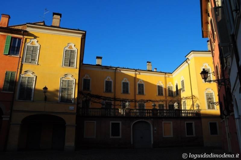 Piazza della Pomposa Modena - 6