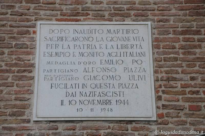 Piazza Grande Modena - 6