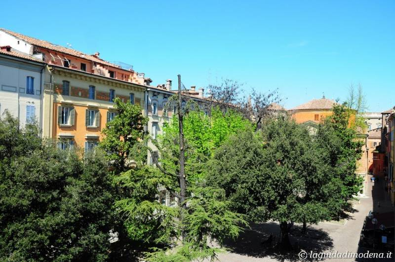 Piazza Mazzini Modena - 16