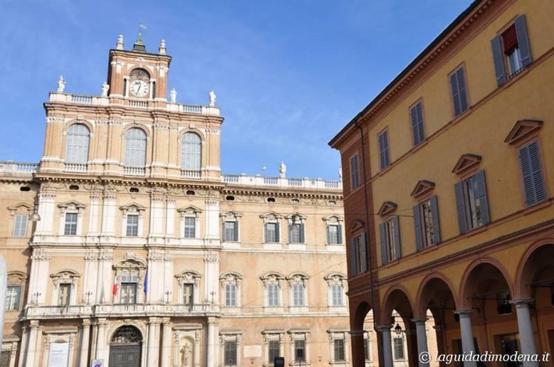 Piazza Roma Modena - 1