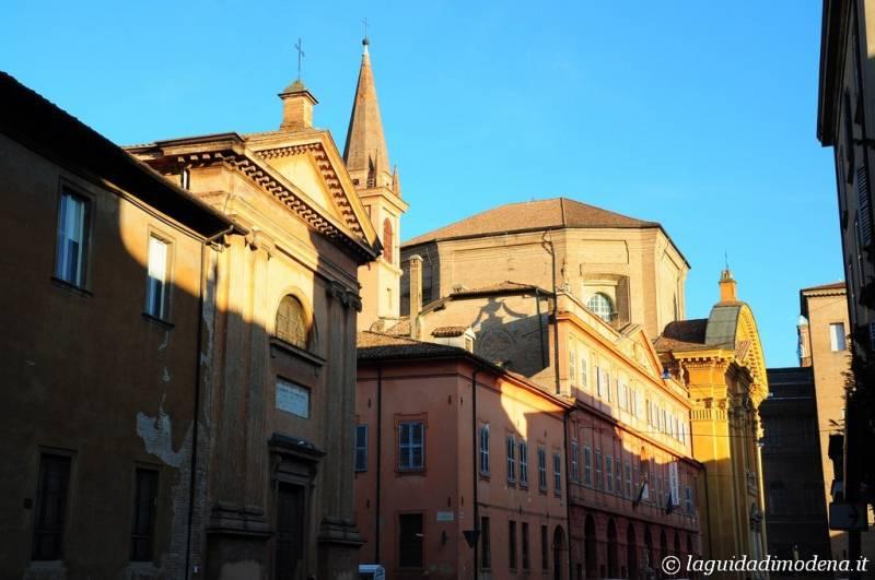 Piazza San Domenico Modena - 11