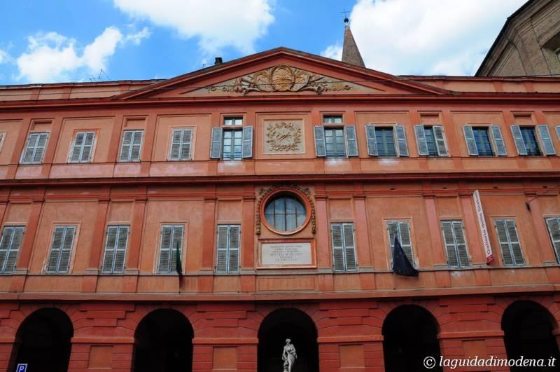 Piazza San Domenico Modena - 2