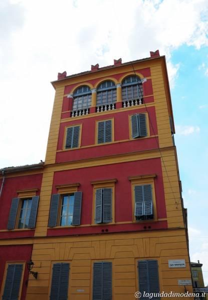 Piazza San Domenico Modena - 3