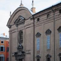 Piazza Sant'Agostino Modena - 1