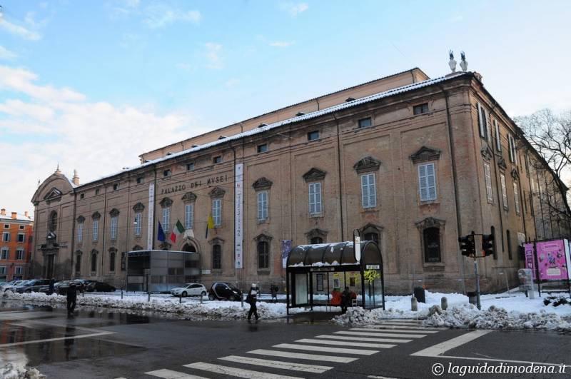 Piazza Sant'Agostino Modena - 2